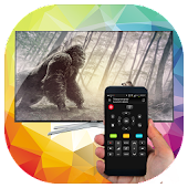 Remote control For All TV 2017