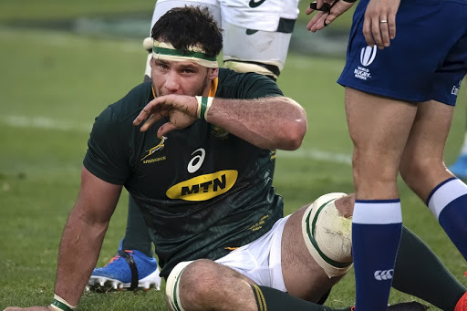 Marcell Coetzee's World Cup dream over