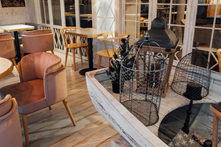 Фото №3 зала Ресторан «Гроза»