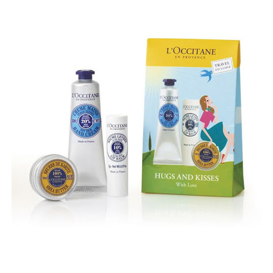 L'OCCITANE HUGS & KISSES