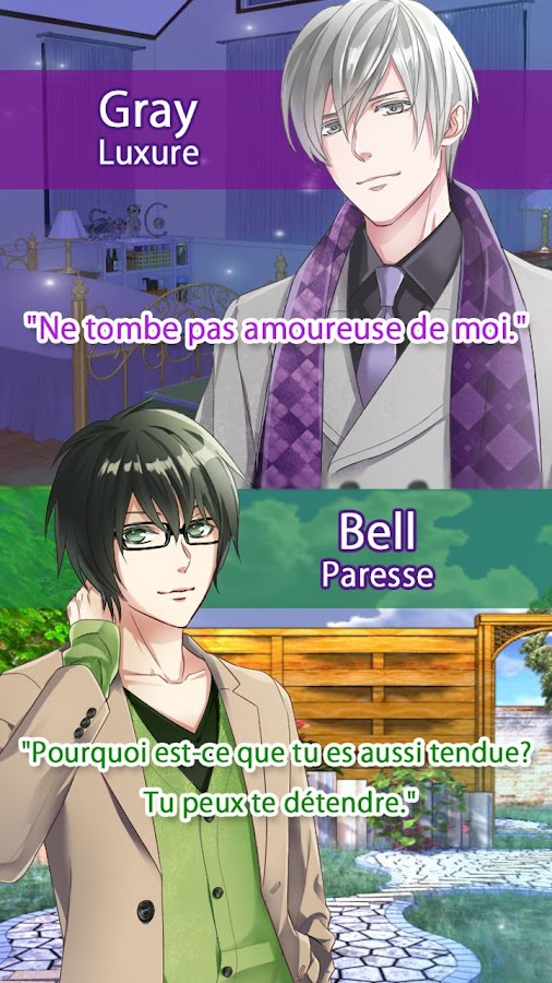 My Devil Lovers (Français): Romance You Choose- screenshot