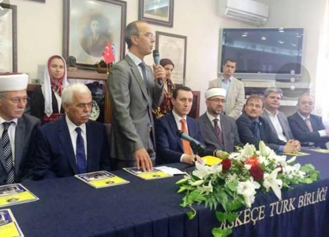 Μουσουλμάνοι βουλευτές του ΣΥΡΙΖΑ και του ΠΑΣΟΚ σε εκδήλωση της «τουρκικής ένωσης Ξάνθης»! Θα επιληφθεί ο κ. Βούτσης;