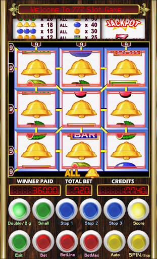 777 Fruit Slot Machine Cherry Master  screenshots 3