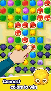 Jelly Splash - Line Match 3 screenshot 00