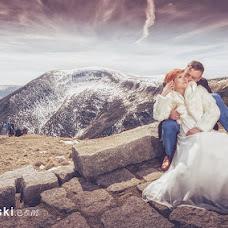 Wedding photographer Michal Slominski (fotoslominski). Photo of 01.05.2016