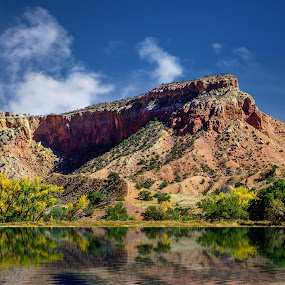Ghost Ranch by Lee Davenport - Landscapes Deserts ( new mexico,  )