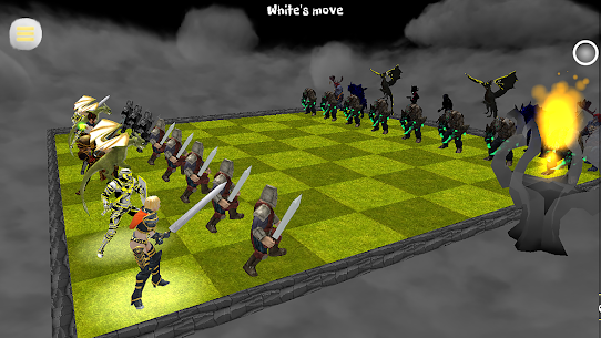 Chess 3D Free : Real Battle Chess 3D Online App Download For Android and iPhone 8