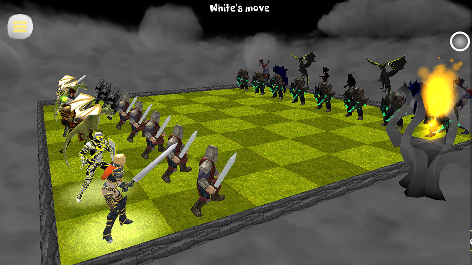 chess 3d free real battle chess 3d online android apps on google play. Black Bedroom Furniture Sets. Home Design Ideas