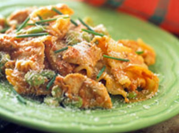 Chicken Lima Beans And Wide Noodles Recipe