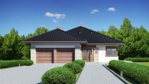 projekt Dom przy Pastelowej 11