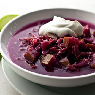 Low Fat Red Cabbage Soup Recipes
