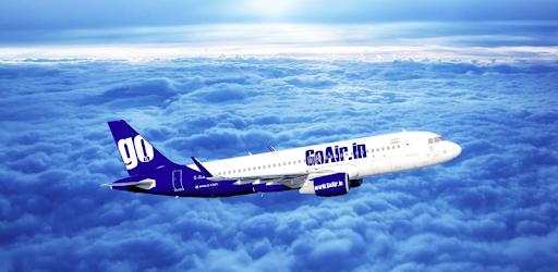 Goair flight booking