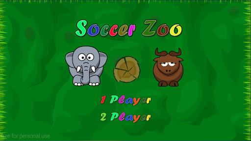 玩免費體育競技APP|下載サッカーの動物園の子供たち app不用錢|硬是要APP