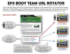 Photo: EPX Body Team FREE URL Rotator - Large