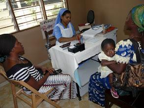 Photo: une salle de consultation