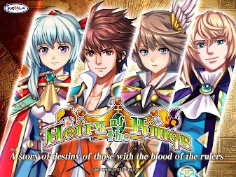 [Premium] RPG Heirs of the Kings APK screenshot thumbnail 6