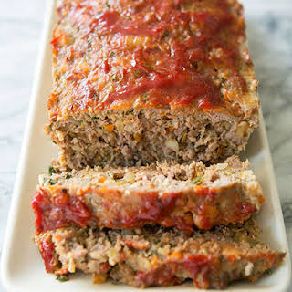 Green Chili Meatloaf.