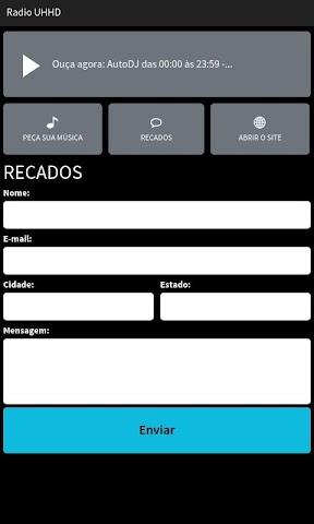 android Radio UHHD Screenshot 2