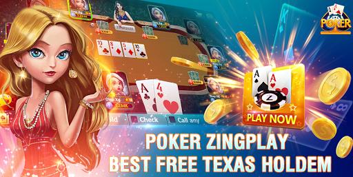 Poker ZingPlay - Best Free Texas Holdem screenshot 4