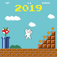 Difficult game!Troll syobon cat 2019