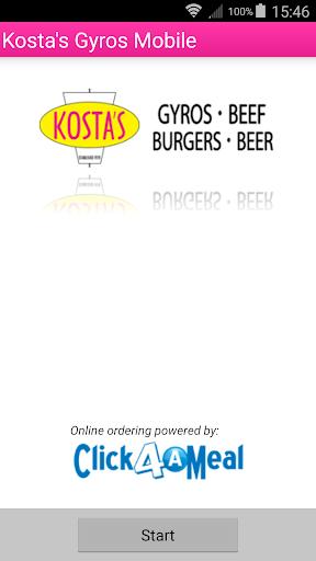 Kosta's Gyros Mobile