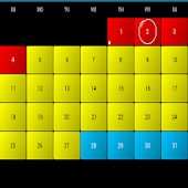 Period and Ovulation Calendar