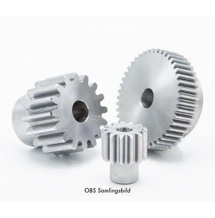 Cylindriskt kugghjul M2,5 - Z27