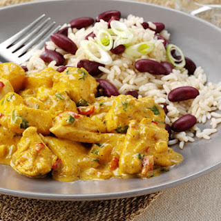 Chicken Curry With Fruit Recipes