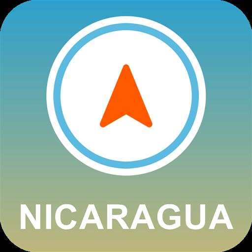 尼加拉瓜 離線GPS 旅遊 App LOGO-硬是要APP
