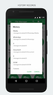 File Manager by Augustro (67% OFF) Screenshot