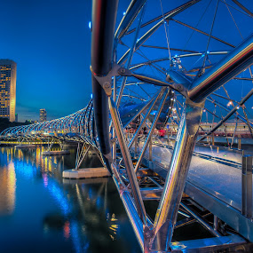 by Edward Adios - Buildings & Architecture Bridges & Suspended Structures