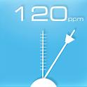 Tap Metronome (drum machine, irregular patterns) icon