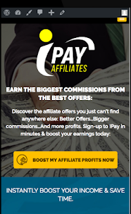 iPay Affiliate Network- screenshot thumbnail