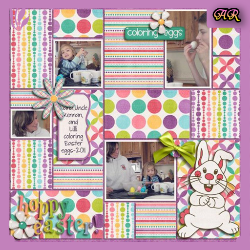 Scrapbook Design Idea