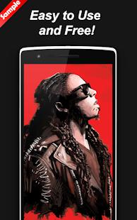 Lil Wayne Wallpaper HD - Zaeni - náhled