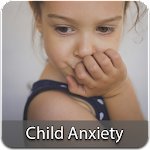 Child Anxiety Advice Icon