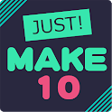 Just make 10 - Mental math games(free) icon
