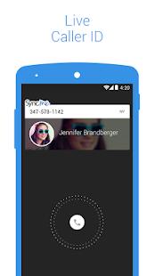 Sync.ME – Caller ID & Block- screenshot thumbnail