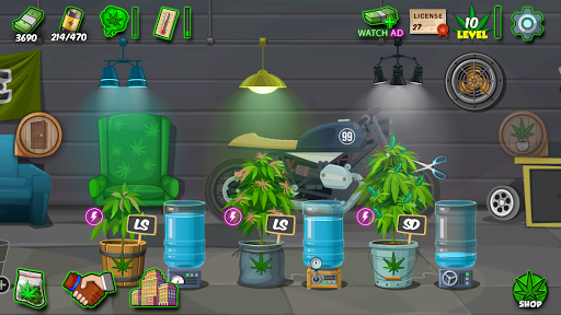 Weed Tycoon: Hempville for PC
