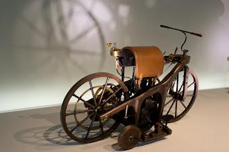 Photo: Mercedes Museum in Stuttgart