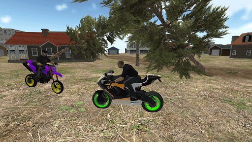 motorcycle racing star - ultimate police game 4 screenshots 1