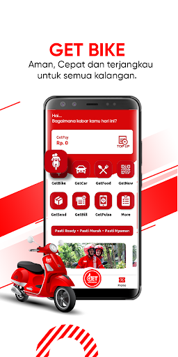 GET Indonesia Customer screenshots 2