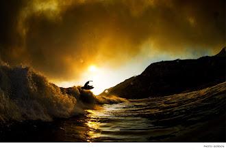 Photo: Photo of the Day: Pat Curren, Ventura. Photo: Gordon #Surfer #SurferPhotos