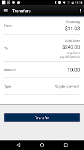 Eagle Bank Mobile Banking screenshot 2