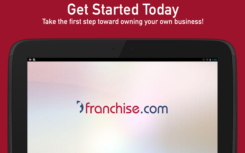 Franchises to Buy- screenshot
