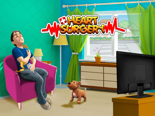 Heart Surgery Doctor - ER Emergency Game 2.1 screenshots 4
