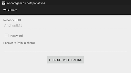 WiFi Share Mobile Data - Router screenshot 7