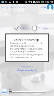 Learn Entrepreneurship- screenshot thumbnail