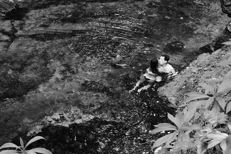 Zabriskie point in the water.  di utente cancellato