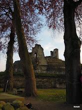 Photo: superb Valkenburg castle